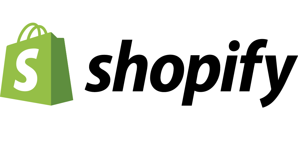 Shopify Logo Website